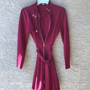 Dresses & Skirts - Trench Dress